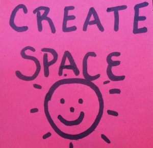 create space post-it
